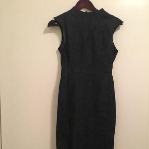 Zara denim dress (Never worn!)
